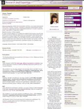 LSE Experts Directory Profile: Dr Joyce, Management, Design, Negotiation, Creativity